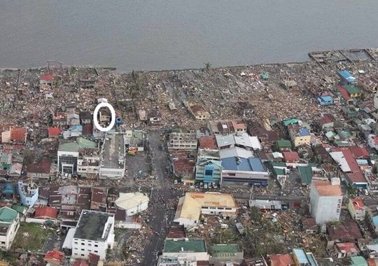 The home of Daryl Tacloban.(Photo: Handout)